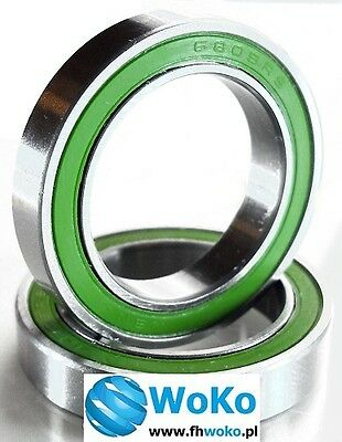 Bearing 61809 2RS, 61809-2RS, 61809-2rs, 6809RS, 6809 2rs,6809 dimension 45x58x7
