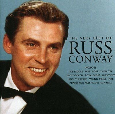 Russ Conway - The Very Best Of Russ Conway [CD]