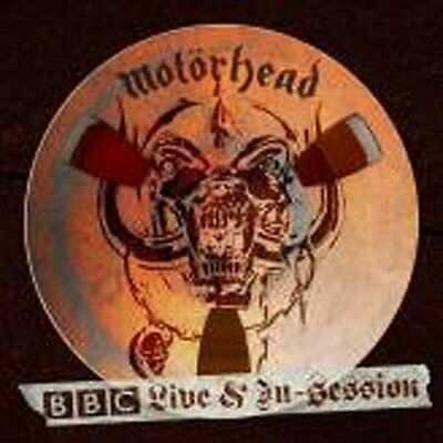 Motorhead - BBC Live and in-Session [CD]