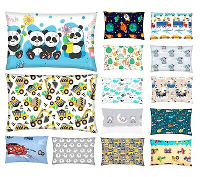 Pram Cot Pillow Cases Decorative Cushion Covers 100% cotton  baby new patterns