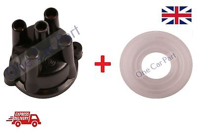 RENAULT 5 GT TURBO NEW DISTRIBUTOR CAP AND ROTOR ARM WITH 90 DEGREE ENDS