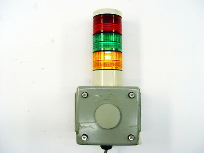 Patlite LES-AW LED Signal Tower