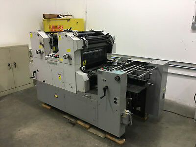 Complete Offset Printing Press Department