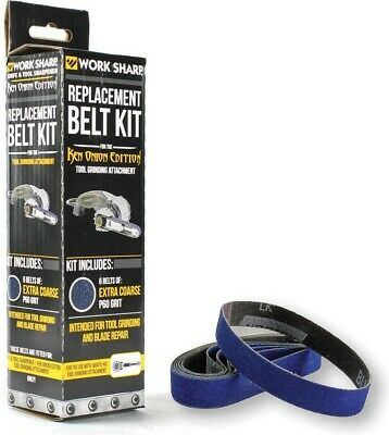 Work Sharp Tool Grinding P60 Belts For Ken Onion Edition Knife & Tool Sharpener