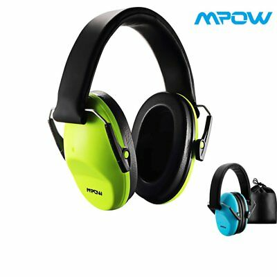 Protection Hearing Ear Muffs Cover Noise Cancelling Earmuffs Head Phone Working