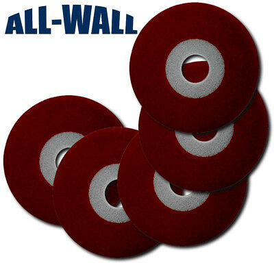 Genuine Porter Cable 7800 Drywall Sander Discs - 5-Pack, 120 Grit w/Foam Backing