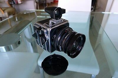 HASSELBLAD SWC (SUPERWIDE) Camera and Finder only (NO film magazine)