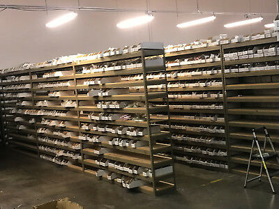 Heavy-Duty Steel Shelving / Store Inventory Racks