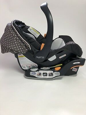 Chicco Keyfit 30 infant car seat and Base, Lilla, Excellent condition