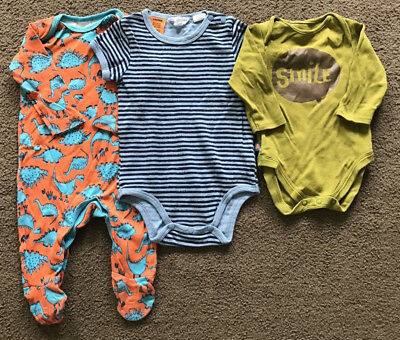 Baby Boys Bundle Size 3-6 months (00) NEXT, Pumpkin Patch, Mini Club EUC