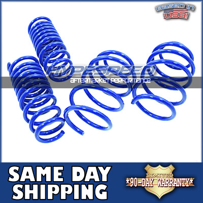 M2 Performance Lowering Springs Blue for 95-99 Nissan Maxima 96 97 98