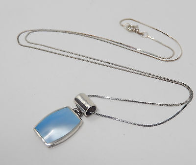 Necklaces & Pendants 925 Reversible Slide Mop And Abalone With Marcaside Accents Fashion Jewelry