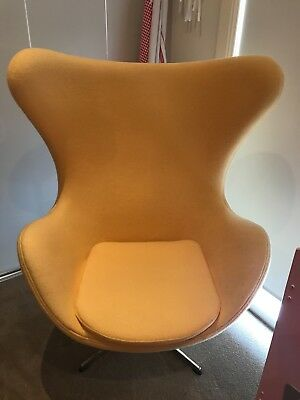 incy rocking egg chair large yellow (original)