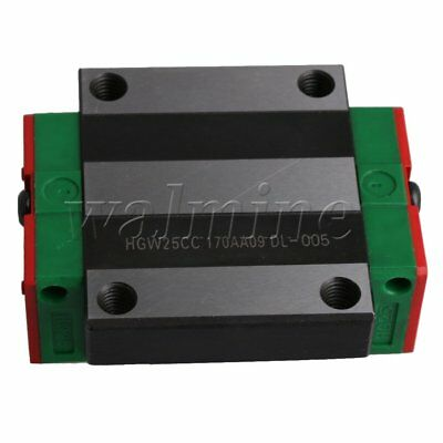 HGW25CC Guide Linear Sliding Block Carriage for HR25 Linear Railway
