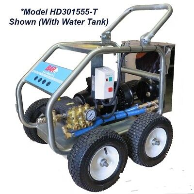 BAR HD30155 Typhoon Industrial Cold Electric Pressure Cleaner