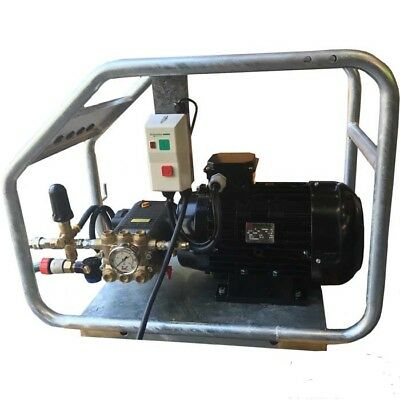 BAR HD302175 Typhoon Industrial Electric Cold Pressure Cleaner