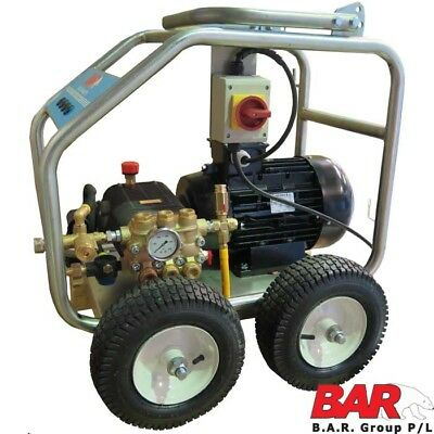 BAR HD40211 Typhoon Industrial Electric Cold Pressure Cleaner