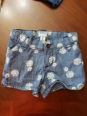 Old Navy Toddler Girls Shorts 3T