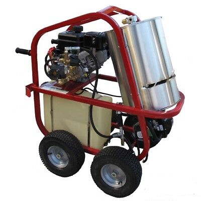 BAR 2765-BrE Petrol Engine Driven Hot Pressure Cleaner