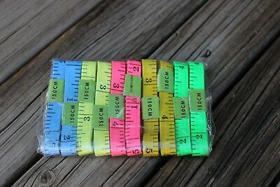 NEW Flexible 150cm meter tailor sewing cloth bend body measuring ruler tape X5pc