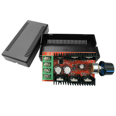 Stable Performance XY-L-1240 DC Motor Speed Controller Adjustable Potentiometer