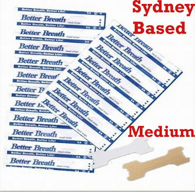 Nasal Strips Stop Snoring Breathe Better Easy Right Anti Snore Nose Strip Medium