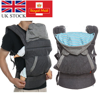 Quick Dry Baby Toddler Hiking Carrier Backpack Raincover Child Sun/canopy Hoodie