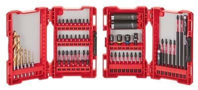 MILWAUKEE-48-32-4015 SHOCKWAVE™ 60-Piece Impact Duty Drill and Drive Set