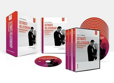 The Ultimate Relationship Program Tony Robbins audio MP3 & journal download