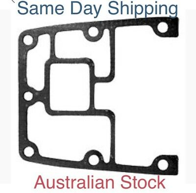 New Powerhead Base Gasket Johnson Evinrude 60 70 Hp 329828