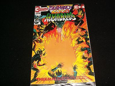 Thermal Deathwatch 2000°Hybrids #2<>Sealed<> Continuity Comics ~Card Inside
