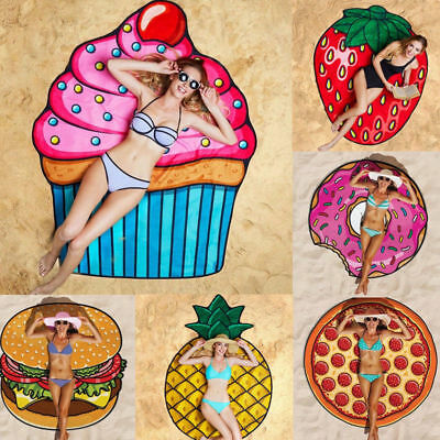 Lovely Washcloth Bath Sunscreen Printing Shawl Scarf Summer Beach Towel Yoga Mat