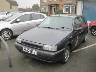 1995 M Fiat Tipo 1.4 ie S 5 Door Hatch, Green, Fantastic Example with ONLY 80k