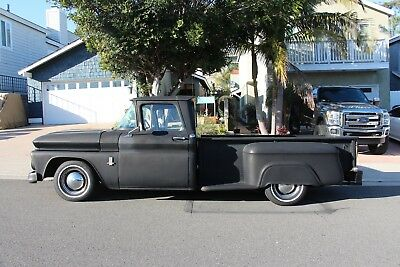 1963 Chevrolet C-10  1963 Chevy Long Bed Step Side