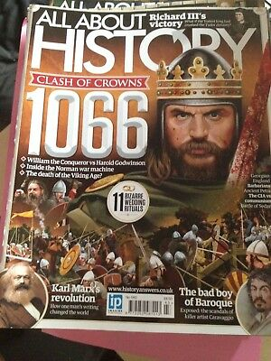 All about History Magazine issue 43