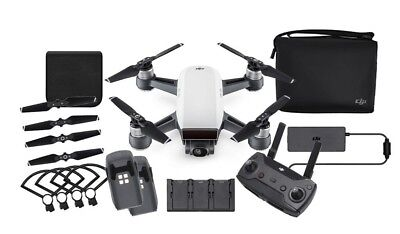 DJI SPARK FLY MORE combo - Alpine White - BRAND NEW