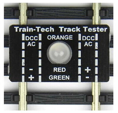 Track Tester for power and faults - N/OO/HO - Train Tech TT1