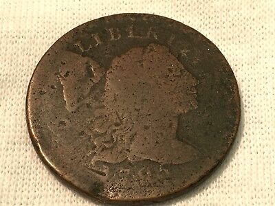 1795 Plain Edge Liberty Cap Large Cent
