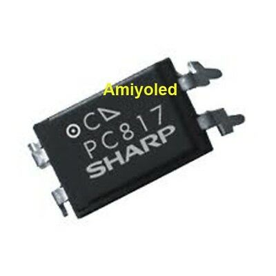 10 x PC817 817 817C Optocoplador 1 Canal - 1 CHANNEL PHOTOCOUPLER DIP4