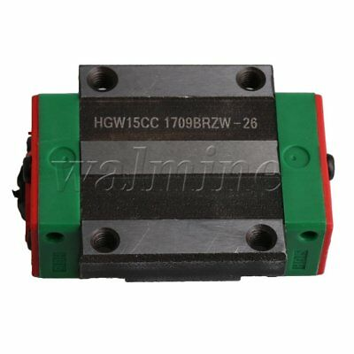 HGW15CC Guide Linear Sliding Block Carriage for HR15 Linear Railway