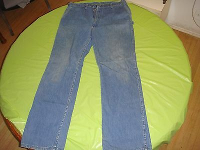Osh Kosh work pants 35X33 Jeans Loose fit  cotton OOP