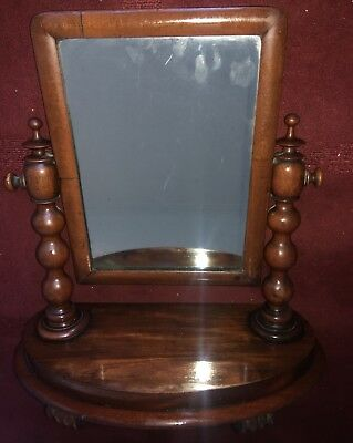 Beautiful Antique Dressing Table mirror