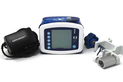 Accusystem Covidien Kangaroo Joey Enteral Feeding Pump W/ Charger and Pole Clamp