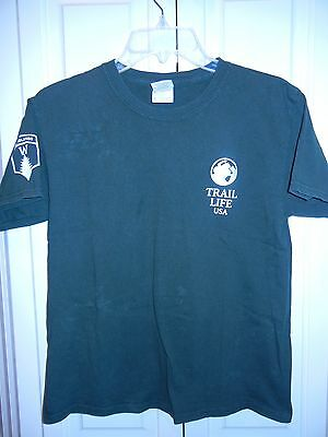 Trail Life USA Woodlands Trail t shirt - NEW - Youth / Adult CHOOSE SIZE