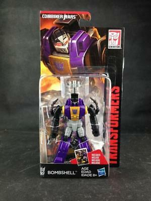 TRANSFORMERS GENERATIONS Bombshell 100% complete New (no box)