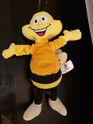 General Mills Vintage Honey Nut Cheerios Bee 1997