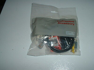 Telco Accessory Package from Fluke.  Adapters for 110 and 66 Blocks, Breakout