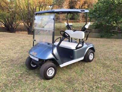 Hawk Electric 2 Seat Golf Cart - Demo Model