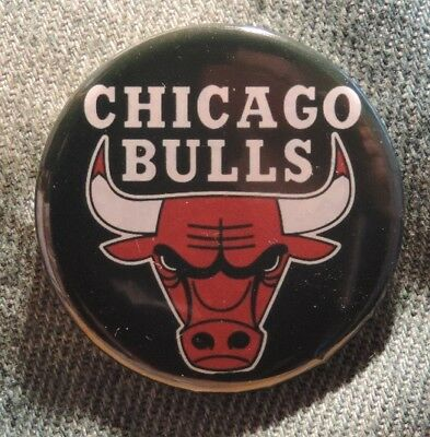 Pin Button Badge Ø38mm  MICHAEL JORDAN 23 Chicago bulls ( 2 )