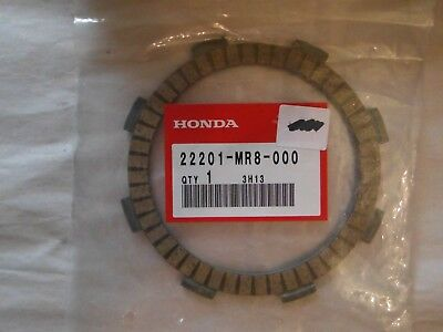 93-03 Honda CR CRF NSR TRX XR 50 80 100 150 Clutch Friction Disk,  22201-MR8-000